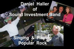 Live Music Featuring Dan Haller